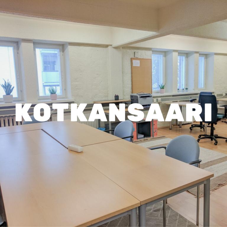 Mesta Coworking Kotkansaari