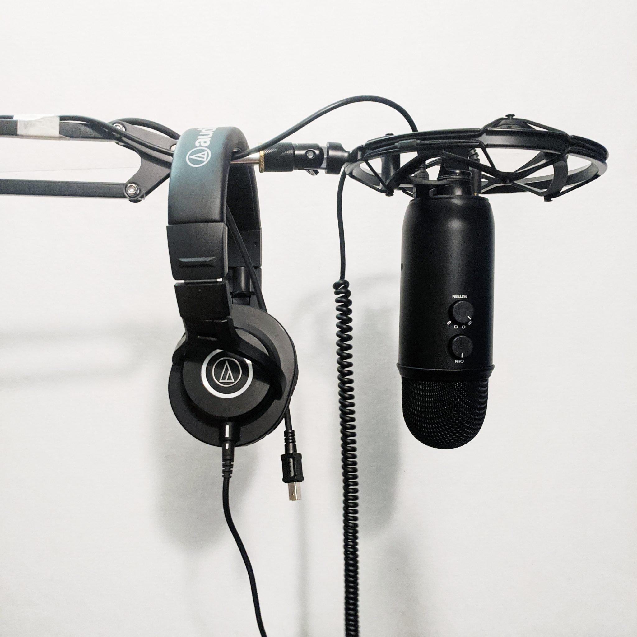 Kuinka Mestan podcast-huone toimii?